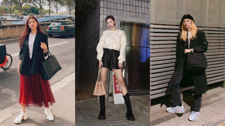 What K-pop Idols are Wearing in Fall