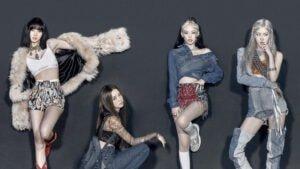 BLACKPINK How You Like That MV Fashion