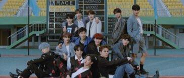 SEVENTEEN Left And Right MV Fashion