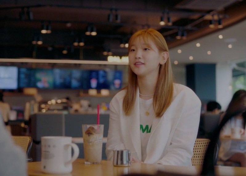 Record Of Youth Kdrama Fashion - Park So-Dam - Episode 7-3
