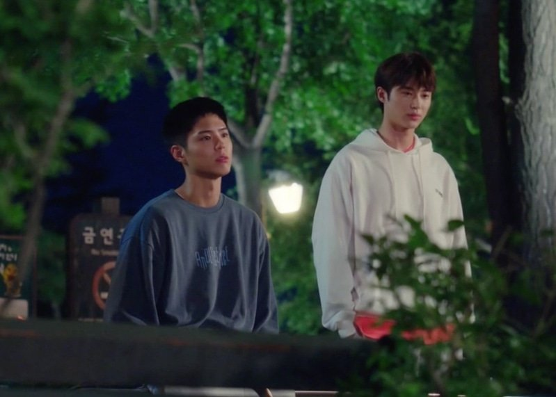 Record Of Youth Kdrama Fashion - Park Bo-Gum - Episode 16-1