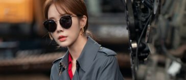 The Spies Who Loved Me Fashion - Yoo In-Na - Episodes 7-10