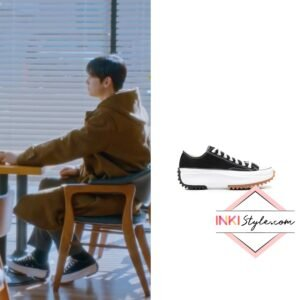 Cha Eun-woo's Run Star Hike Low Top Trainers in True Beauty