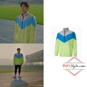 Im Si-Wan's Training Jacket in Run On