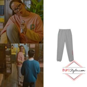 Moon Ga-Young's Standard Sweat Pants in True Beauty