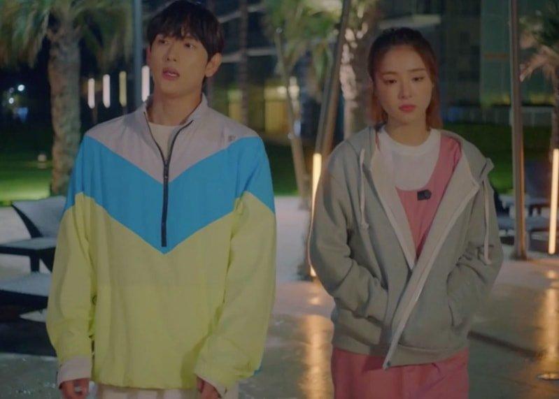 Run On Kdrama Fashion - Im Si-Wan - Episode 3-2