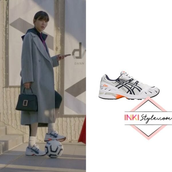 Sooyoung's GEL-1090 Running Shoe in Run On