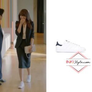 Sooyoung's Stan Smith Sneakers in Run On