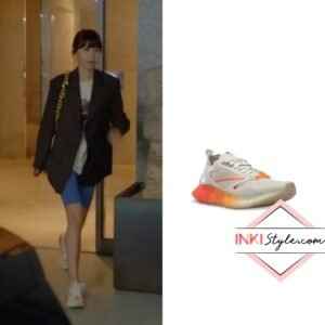 Sooyoung's Zig Kinetica Horizon Running Shoe in Run On