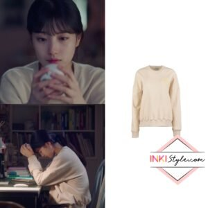 Suzy's Pocket Sweatshirt in Start-Up