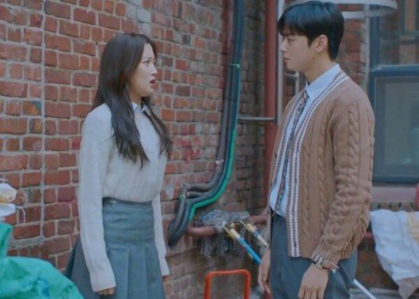 True Beauty Kdrama Fashion - Cha Eun-Woo - Episode 9-1