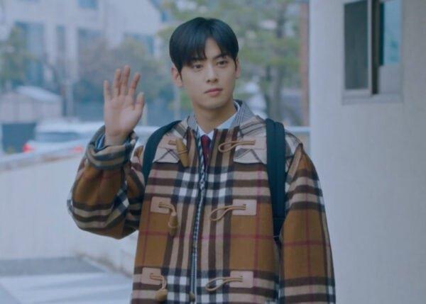 True Beauty Kdrama Fashion - Cha Eun-Woo - Episode 9-6