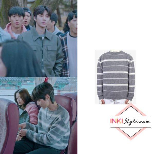 True Beauty Kdrama Fashion - Hwang In-Yeop - Episode 8-3