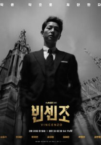Vicenzo (Song Joong-Ki, Jeon Yeo-Bin)