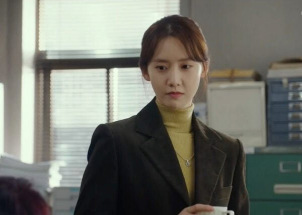 Hush Kdrama Fashion - Yoona - Episode 14-1