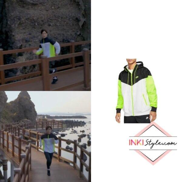 Run On Kdrama Fashion - Im Si-Wan - Episode 9-1