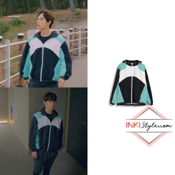 Run On Kdrama Fashion - Im Si-Wan - Episode 9-6