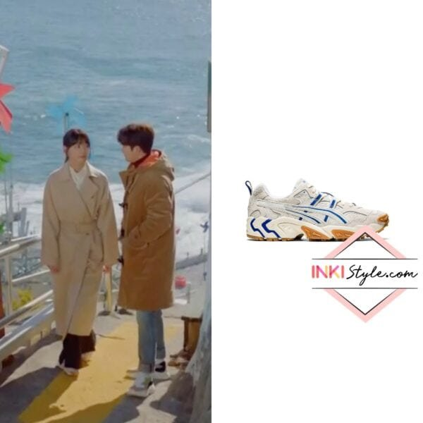 Sooyoung's GEL-NANDI OG Running Shoes in Run On