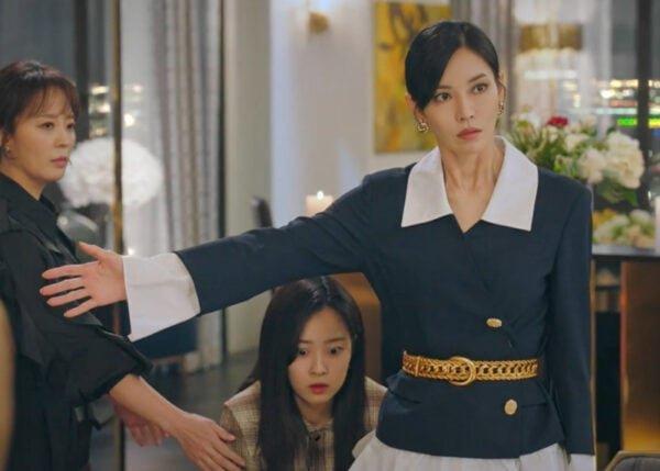 Penthouse 2 Kdrama Fashion - Kim So-Yeon - Episode 4-2