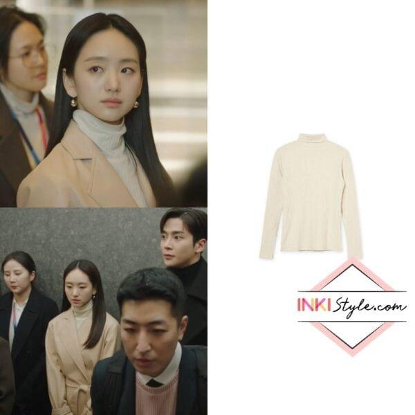 She Would Never Know Kdrama Fashion - Won Jin-Ah - Episode 15-4