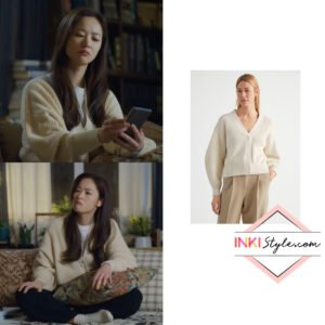 Vincenzo Kdrama Fashion - Jeon Yeo-Bin - Episode 4-3