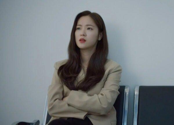 Vincenzo Kdrama Fashion - Jeon Yeo-Bin - Episode 6-1