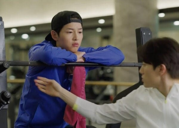 Vincenzo Kdrama Fashion - Song Joong-Ki - Episode 5-1
