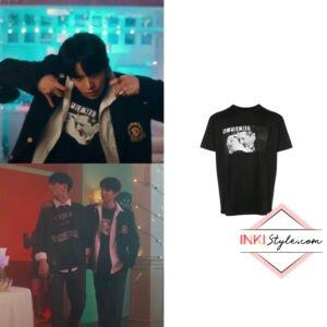 ENHYPEN Drunk-Dazed MV Kdrama Fashion - Heeseung - Look 1