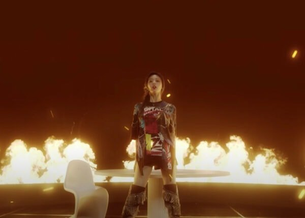 ITZY - Mafia In The Morning MV Kpop Fashion - Yuna - Look 3