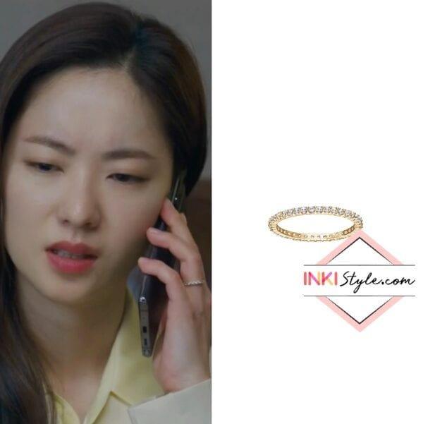 Jeon Yeo-bin's Vittore Ring in Vincenzo