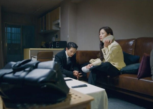 Vincenzo Kdrama Fashion - Jeon Yeo-Bin - Episode 10-3