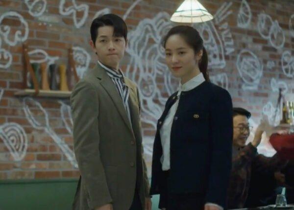 Vincenzo Kdrama Fashion - Jeon Yeo-Bin - Episode 14-4