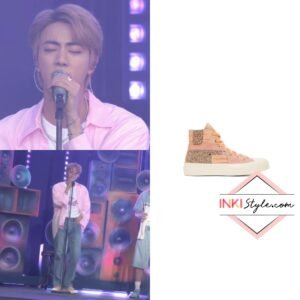 BTS Jin's Outfit at Muster Sowoozoo 2021 - Look 1