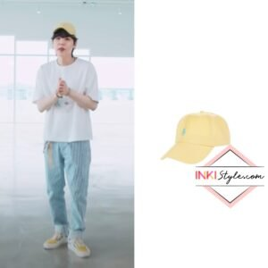 BTS Suga's Classic Sport Cap in 'Butter' Special Performance Video