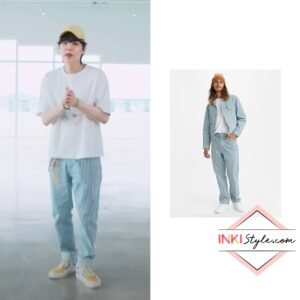 BTS Suga's Stay Loose Carpenter Men's Pants in 'Butter' Special Performance Video