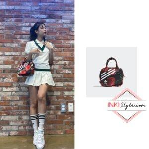 Blackpink Jennie's Her Studio London Bag on Instagram