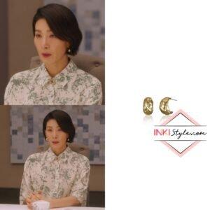 Mine Kdrama Fashion - Kim Seo-Hyung - Episode 10-2