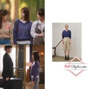 My Roommate Is A Gumiho Kdrama Fashion - Hyeri - Episode 1-4