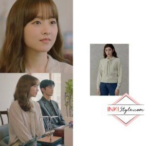 Doom At Your Service Kdrama Fashion - Park Bo-Young - Episode 14-2
