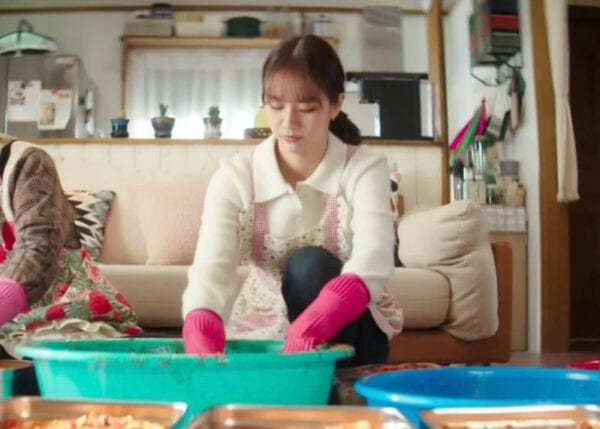 My Roommate Is A Gumiho Kdrama Fashion - Hyeri - Episode 12-2