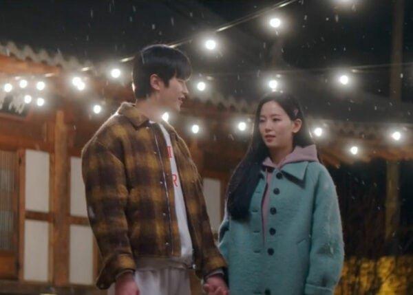 My Roommate Is A Gumiho Kdrama Fashion - Kang Han-Na - Episode 12-4