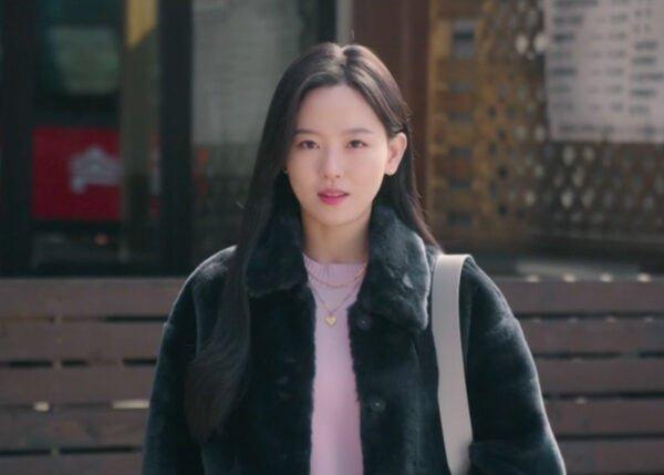 My Roommate Is A Gumiho Kdrama Fashion - Kang Han-Na - Episode 9-2