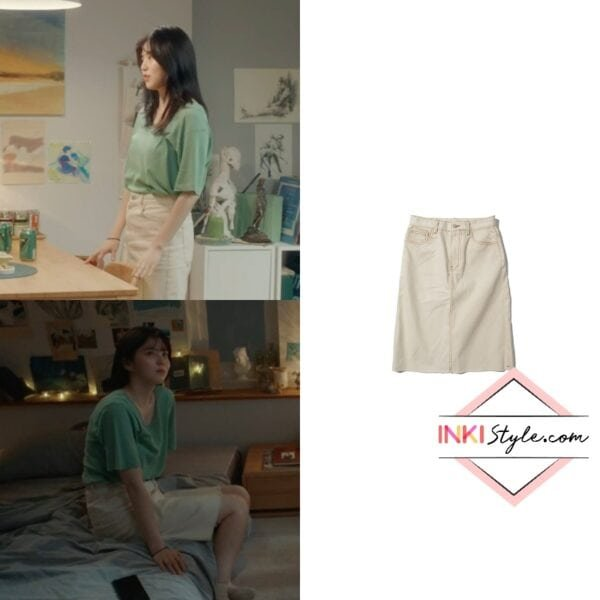 Nevertheless Kdrama Fashion - Han So-Hee - Episode 4-1