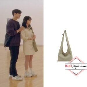 Han So-hee's Essential Hobo Eco Bag in Nevertheless