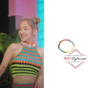 Hyoyeon's Cool Summer Beads Bracelet in Second MV