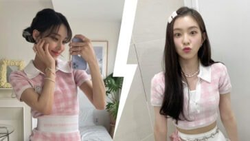 K-Fashion Face-Off Who Wore It Better – -August 2021