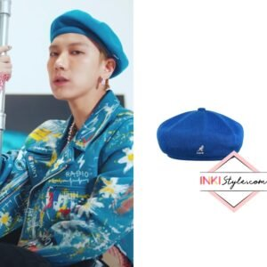 NCT Ten's Bamboo Jax Beret in Paint Me Naked MV