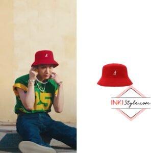NCT Ten's Bermuda Bucket Hat in Paint Me Naked MV