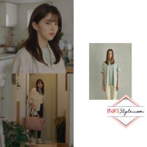 Nevertheless Kdrama Fashion - Han So-Hee - Episode 8-2