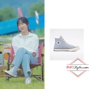 Seo Hyun-Jin's Color Vintage Canvas Chuck 70 in You Are My Spring